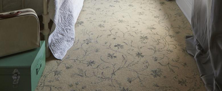 Classic Florals Brintons Nylon Carpet