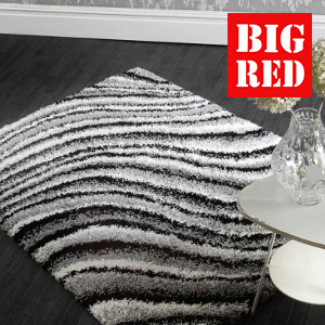 Wave Monochrome Nordic Flair Rugs Best Prices In The