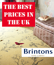 Brintons Carpets Best Price in the UK