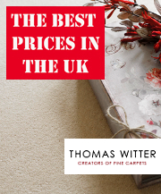 Thomas Witter Carpets Best Price in the UK