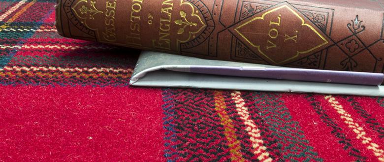 Hugh Mackay Carpets Tartan 4m Range Best Prices In The Uk