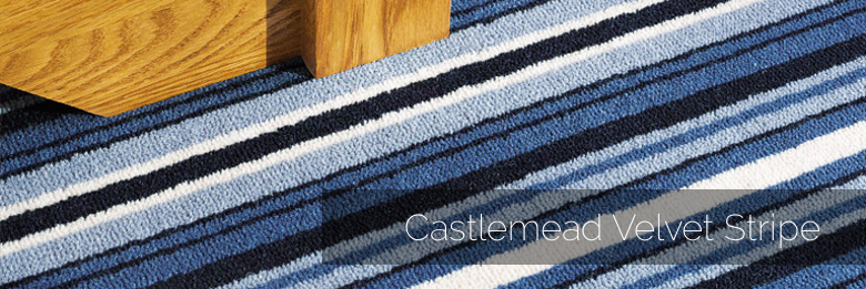 Adam Carpets Castlemead Velvet Stripe Best Prices In The