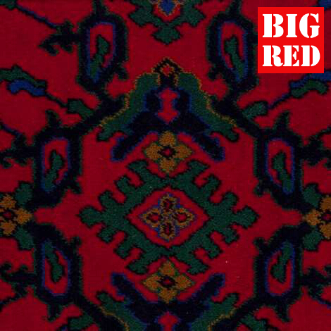 Axminster Carpets Eastern Persian Collection Tamar Turkey Red