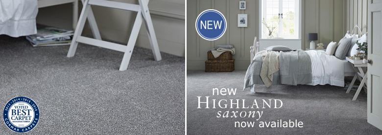 Cormar Carpets Highland Saxony
