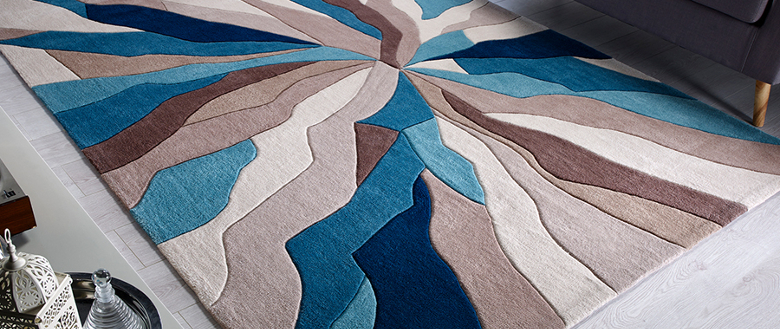 Contemporary Rugs Flair Best
