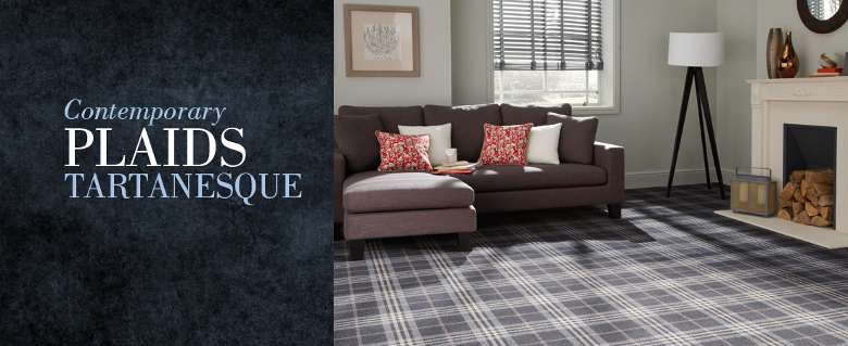 Hugh Mackay Carpets Tartanesque Best Prices In The Uk