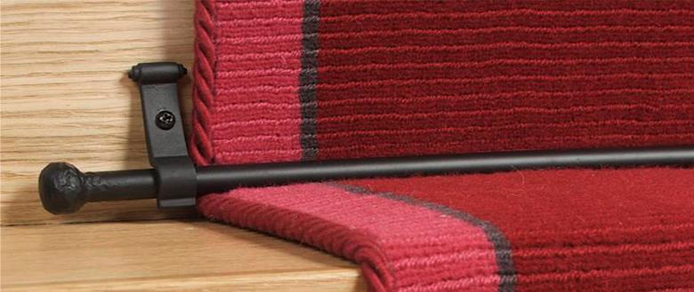 Blacksmith Stair Rods